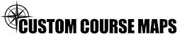 Custom Course Maps logo